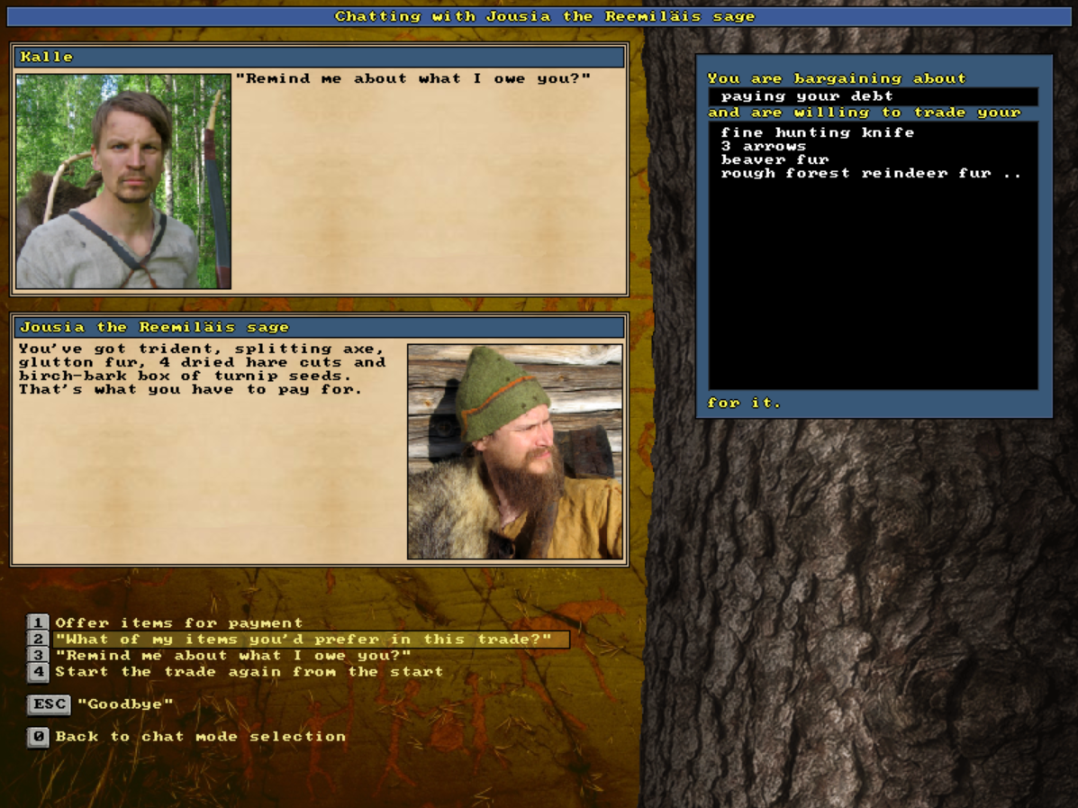 UnReal World - Screenshots